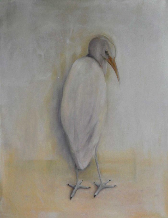 White Egret 01
